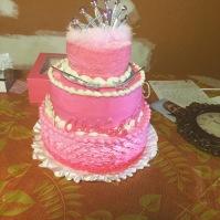 Twins birthday cake 2015